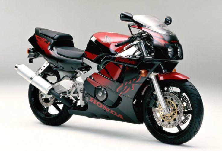 Honda CBR 400RR motorcycles 1990 wallpaper