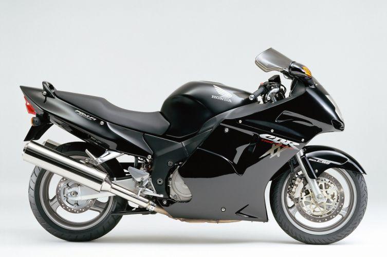Honda CBR 1000xx motorcycles 2001 wallpaper