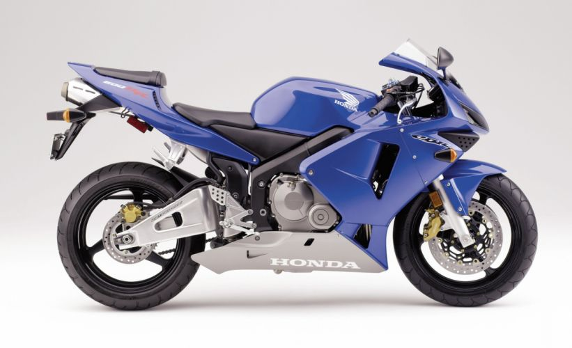 Honda CBR 600RR motorcycles 2004 wallpaper