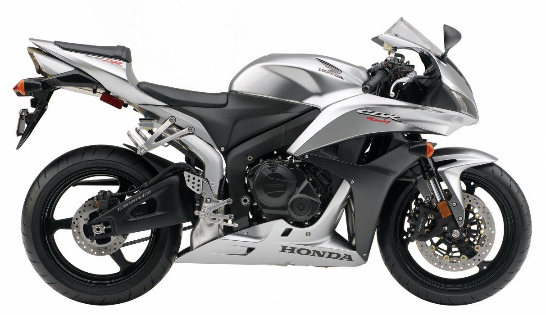 Honda CBR 600RR motorcycles 2007 wallpaper