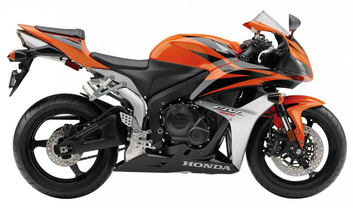 Honda CBR 600RR motorcycles 2007 wallpaper