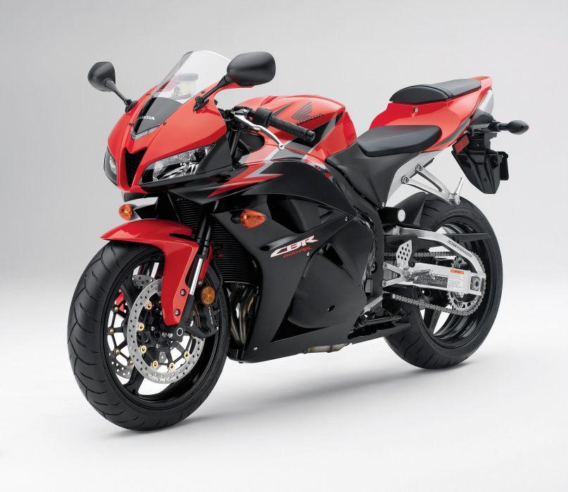 Honda CBR 600RR motorcycles 2009 wallpaper