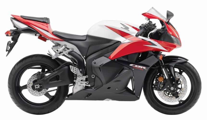 Honda CBR 600RR motorcycles 2009 wallpaper