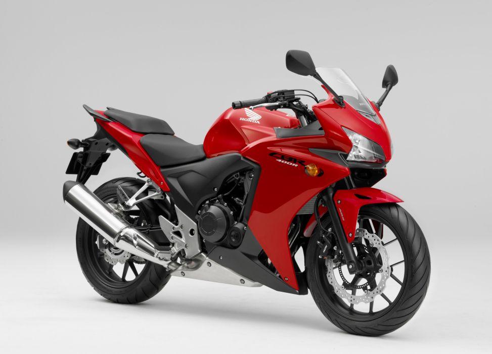 Honda CBR 400RR motorcycles 2013 wallpaper