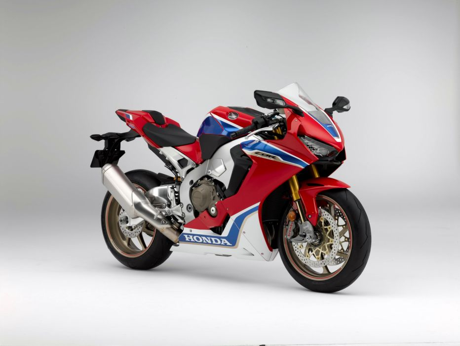 Honda CBR 1000RR SP2 motorcycles 2017 wallpaper