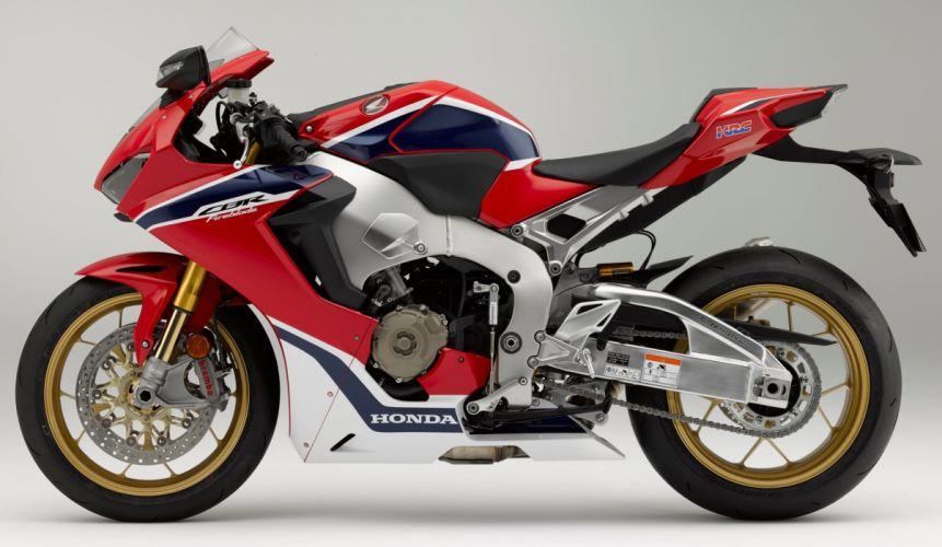 Honda CBR 1000RR (SP) motorcycles 2017 wallpaper