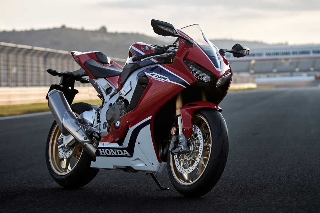 Honda CBR 1000RR (SP) motorcycles 2017 wallpaper