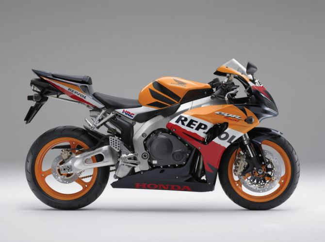 Honda CBR 1000RR special edition repsol motorcycles 2007 wallpaper