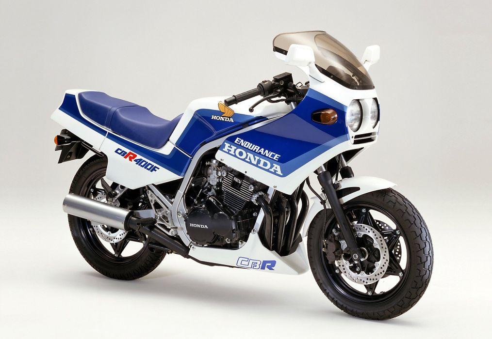 Honda CBR 400F endurance motorcycles 1984 wallpaper