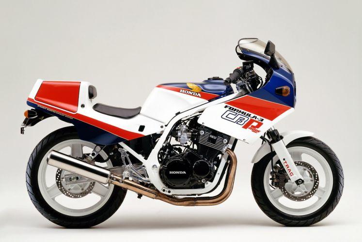 Honda CBR 400F FORMULA-3 motorcycles 1985 wallpaper