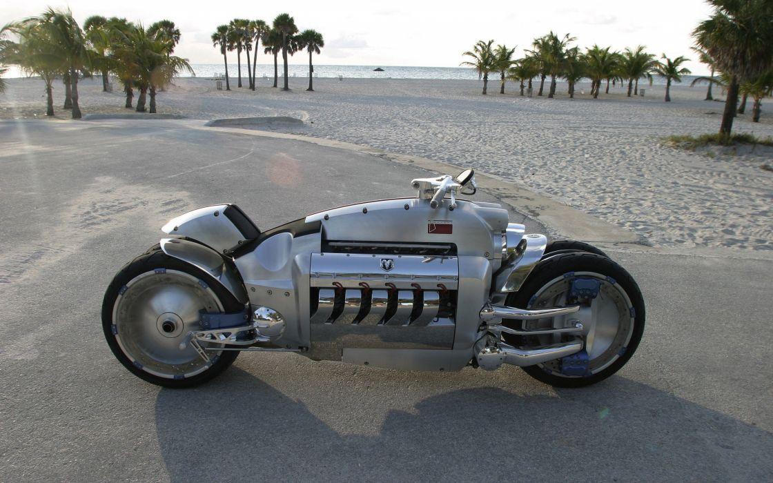 Dodge Tomahawk motorcycles 2003 wallpaper