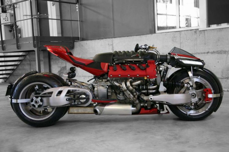 Lazareth LM-847 motorcycles 2016 wallpaper