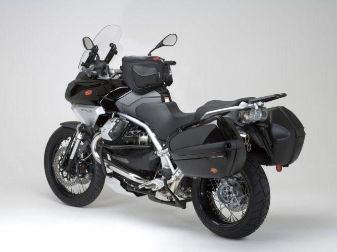 Moto Guzzi Stelvio 1200 (4V) motorcycles 2007 wallpaper