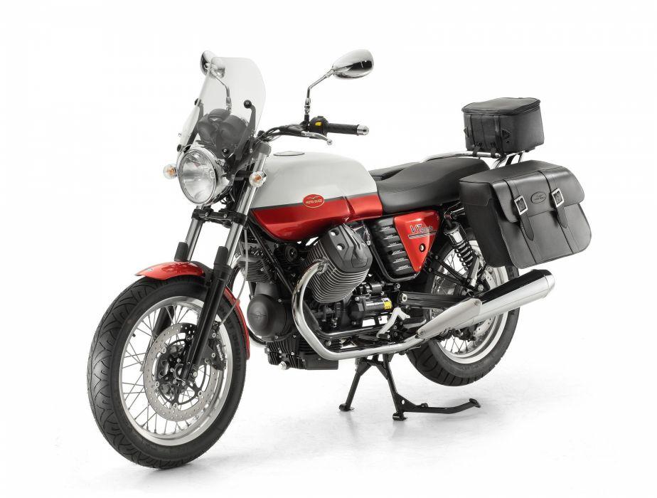 Moto Guzzi (v7) special motorcycles 2011 wallpaper