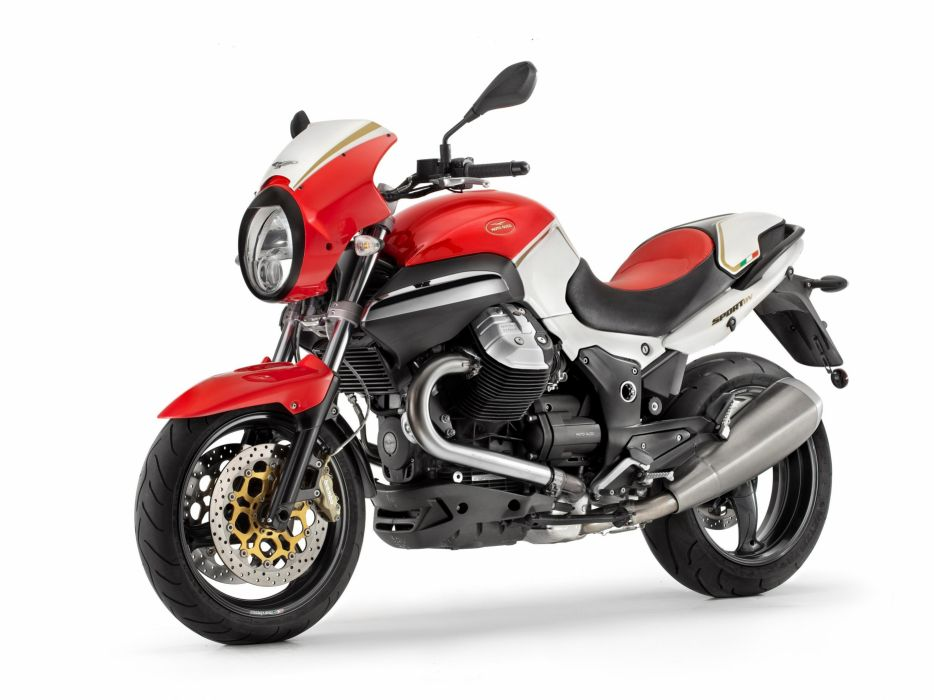 Moto Guzzi 1200 Sport motorcycles 2005 wallpaper