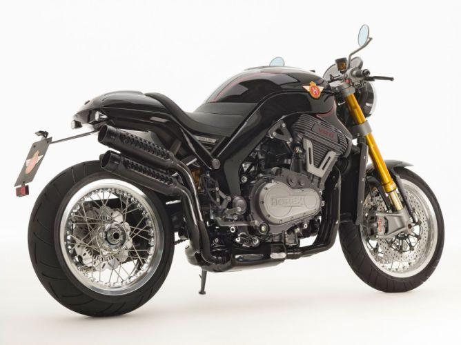 HOREX VR6 Cafe Racer motorcycles 2016 wallpaper
