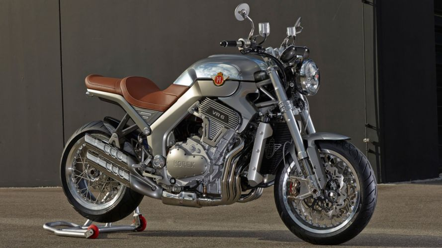 HOREX VR6 Silver Edition motorcycles 2016 wallpaper