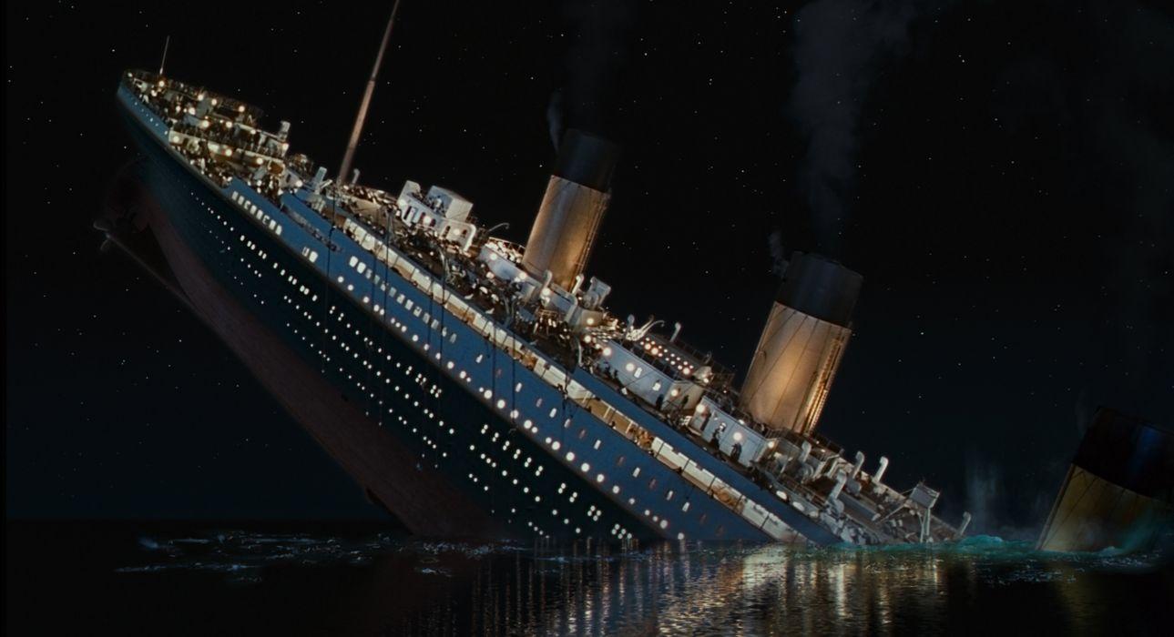 boat disaster drama romance ship Sinking titanic wallpaper