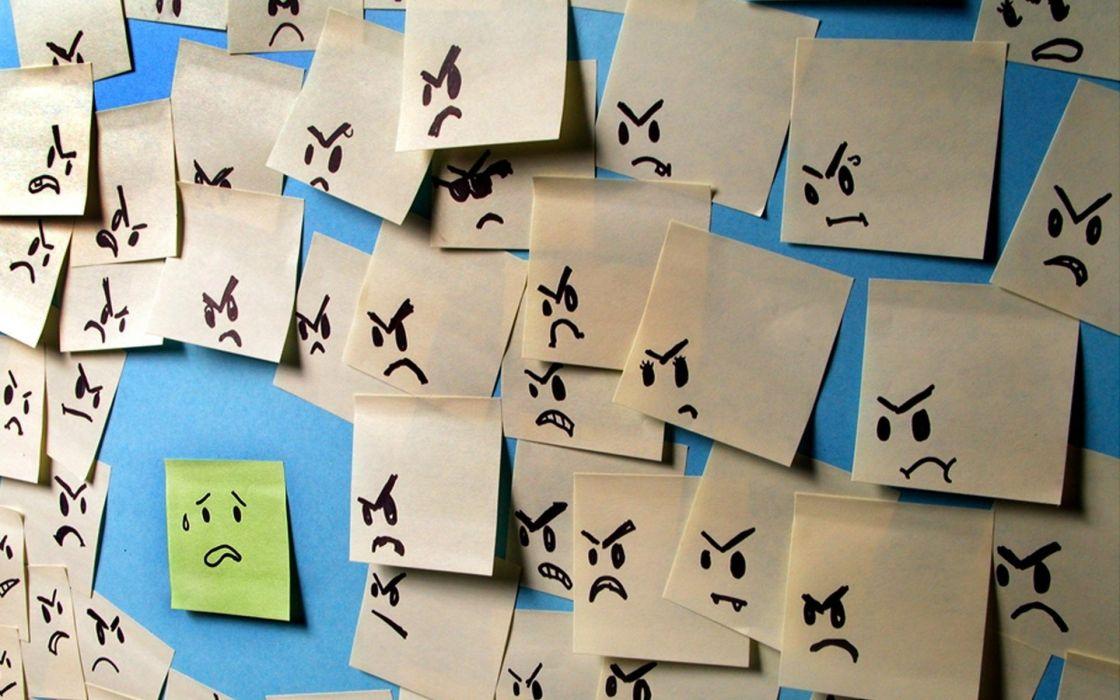 Funny paper Humor wallpaper