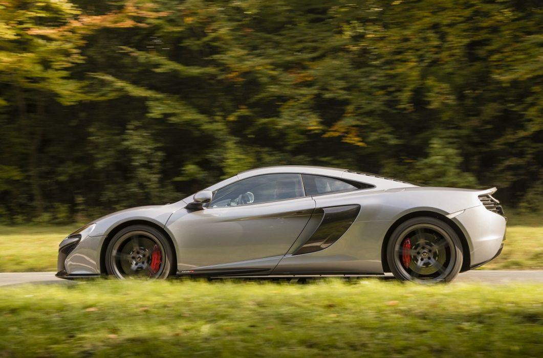 McLaren 650S UK-spec cars silver 2014 wallpaper
