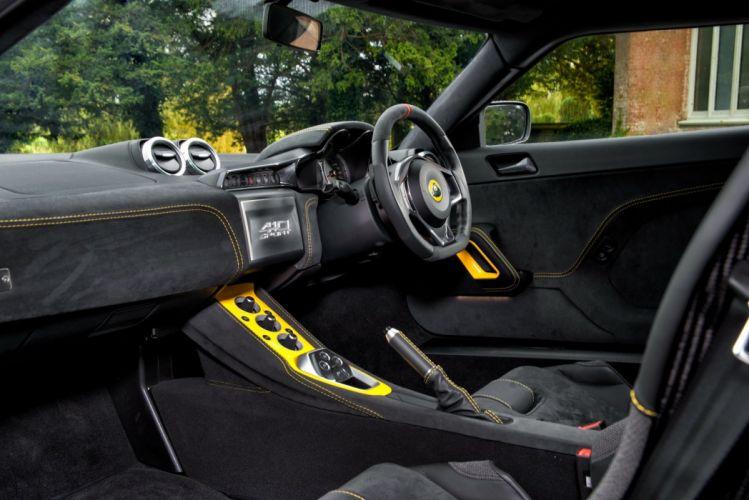 Lotus Evora Sport 410 UK-spec cars 2016 wallpaper