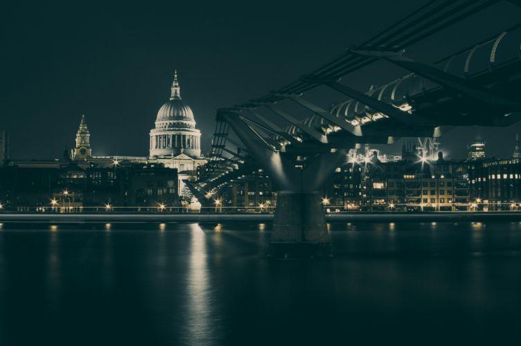 bridge-city-night-645 wallpaper