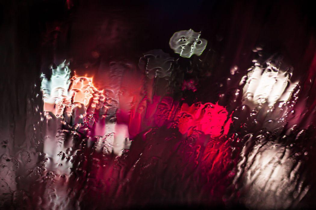 bokeh-glass-rain-1159 wallpaper