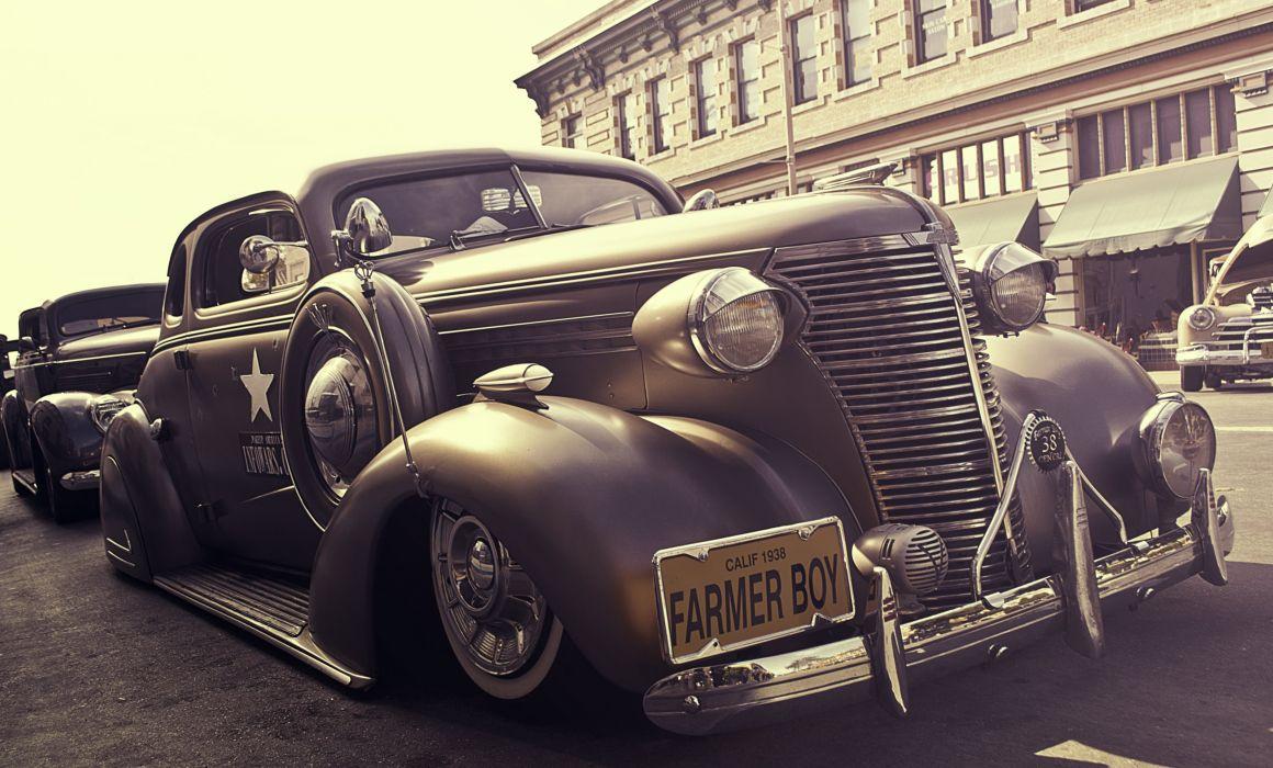 car-classic-farmer-boy-634 wallpaper