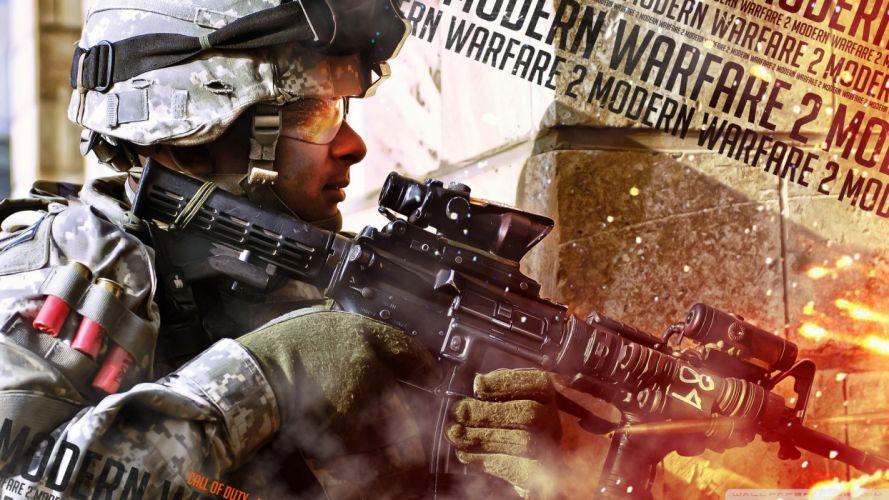 call of duty modern warfare 2-wallpaper-1920x1080 wallpaper