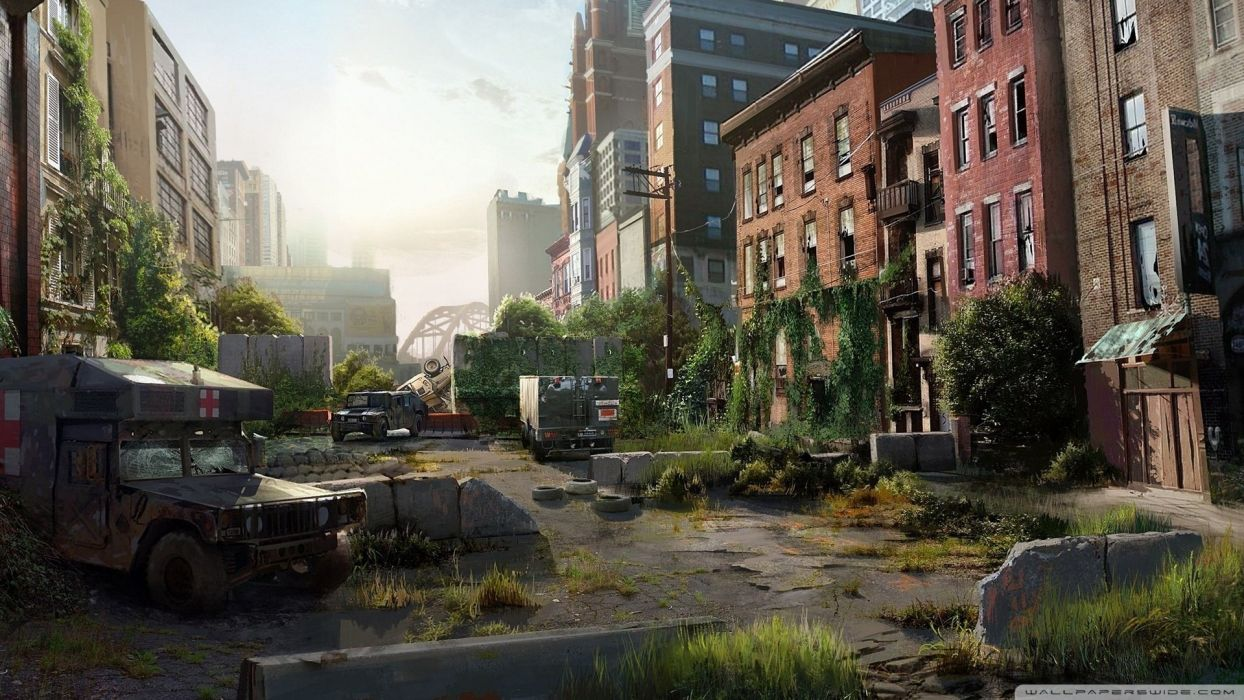 the last of us video game-wallpaper-1920x1080 wallpaper