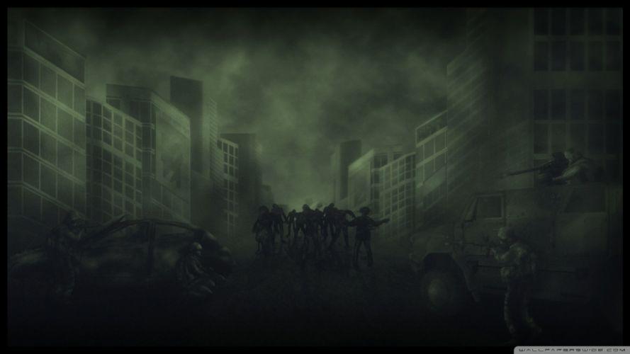 zombies attack-wallpaper-1920x1080 wallpaper