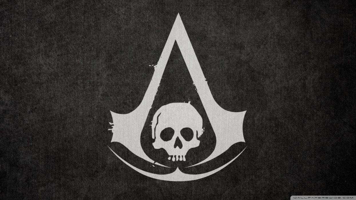 assassins creed 4 pirate flag-wallpaper-1920x1080 wallpaper