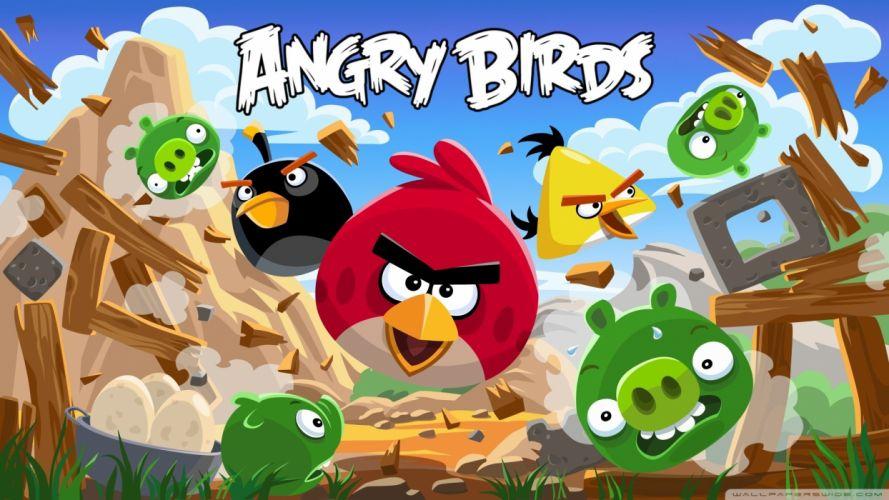 angry birds new version-wallpaper-1920x1080 wallpaper