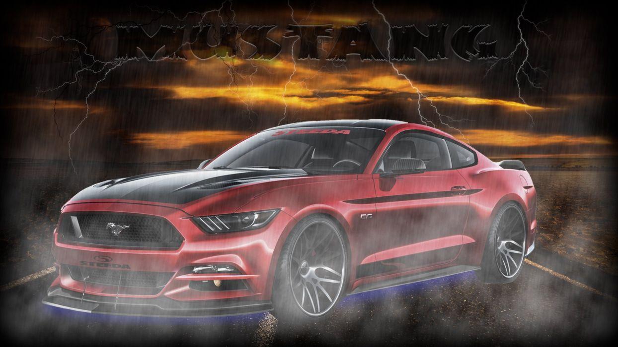 Ford Mustang Wallpaper Original wallpaper