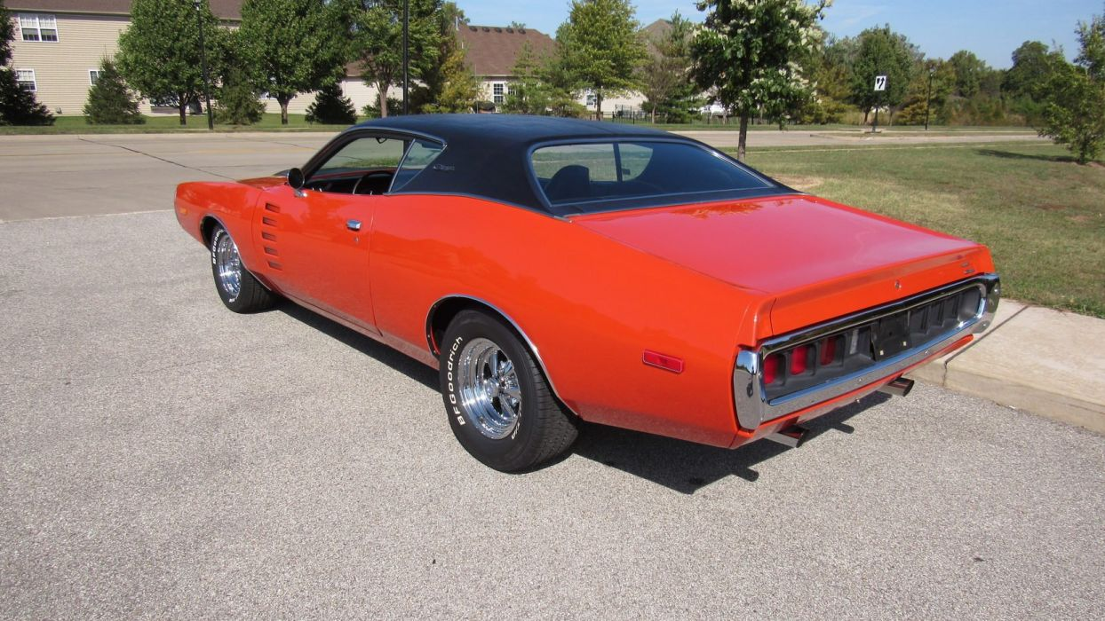 1972 DODGE CHARGER cars 440 wallpaper