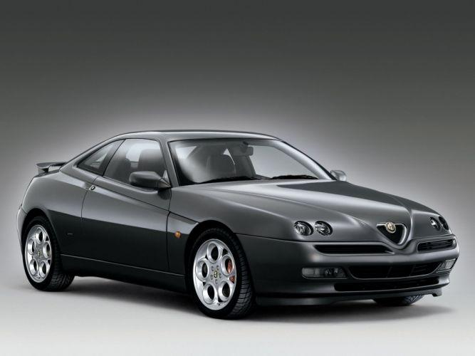 Alfa Romeo GTV 1998 wallpaper
