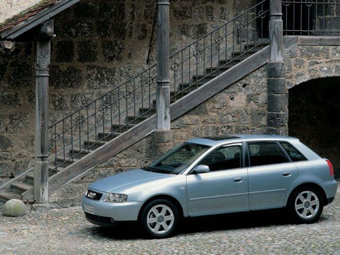 Audi A3 Sportback 1999 wallpaper