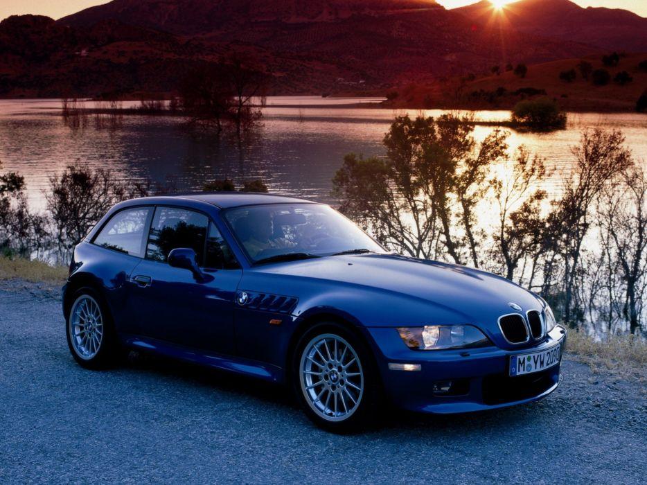 BMW Z3 2 8i Coupe 1998 wallpaper