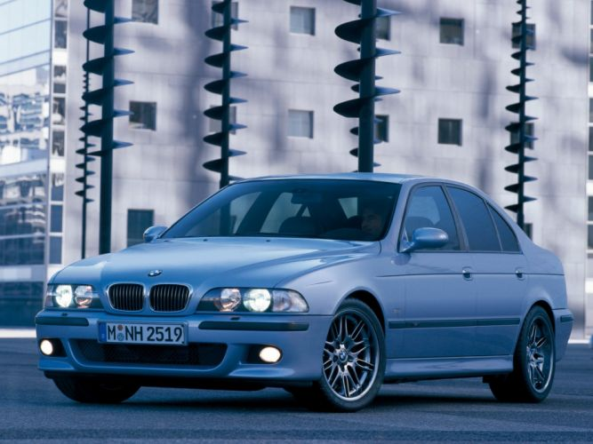 BMW M5 1998 wallpaper