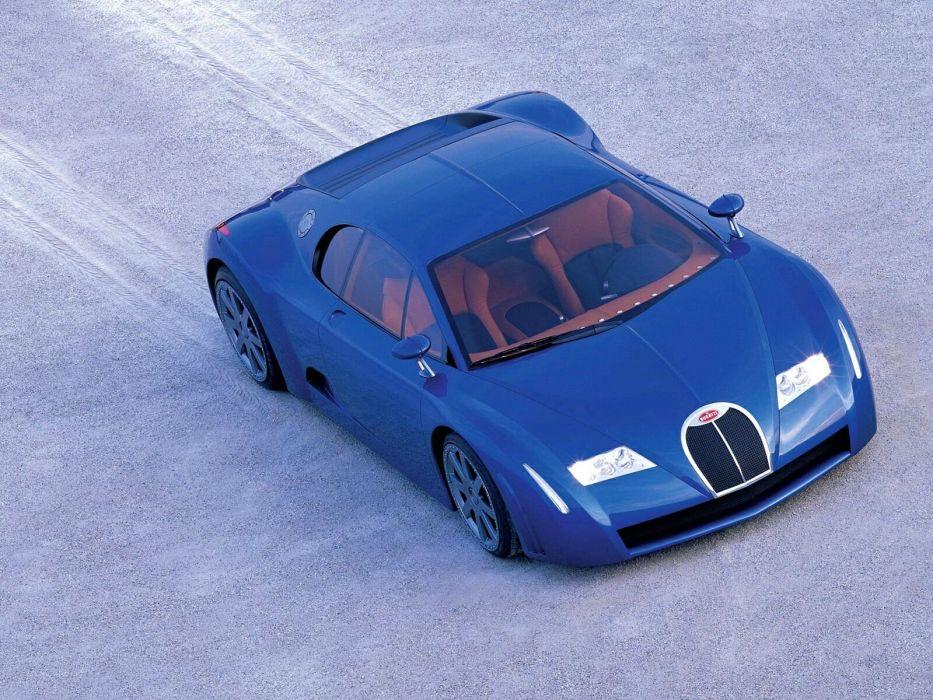 Bugatti EB18-3 Chiron Concept 1999 wallpaper