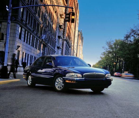 Buick Park Avenue Ultra 1996 wallpaper
