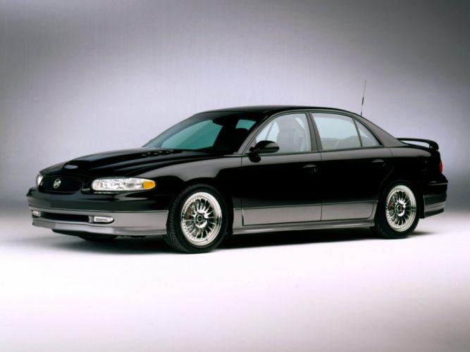 Buick Regal GNX Show Car 2000 wallpaper