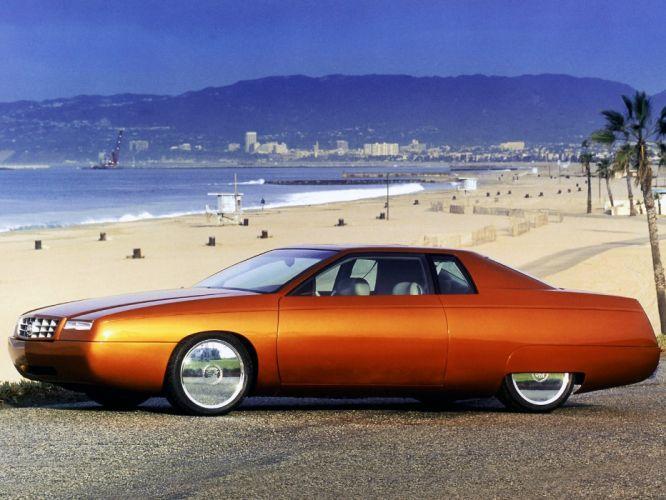 Cadillac Eldorodo Concept Car 2000 wallpaper