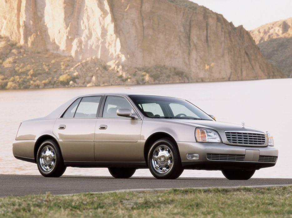 Cadillac DeVille 2000 wallpaper
