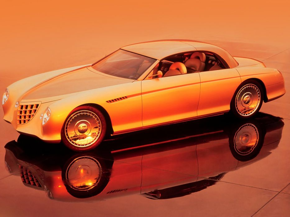 Chrysler Phaeton Concept 1997 wallpaper