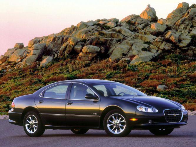 Chrysler LHS 1998 wallpaper