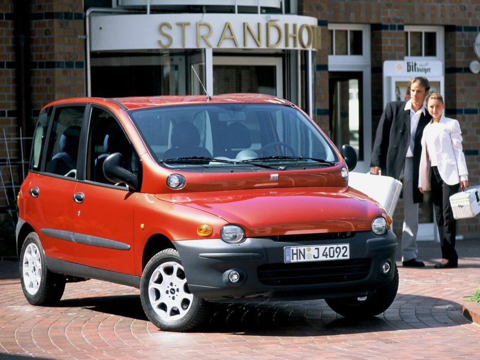 Fiat Multipla 1998 wallpaper