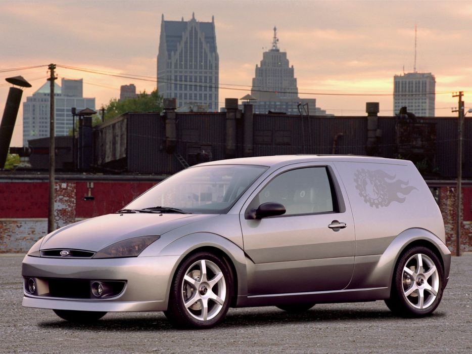 Ford Focus Made In Detroit Concept 2000 wallpaper