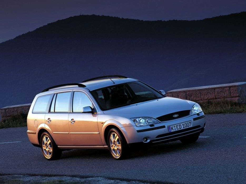 Ford Mondeo Turnier 2000 wallpaper