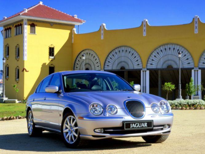 Jaguar S-Type 1999 wallpaper